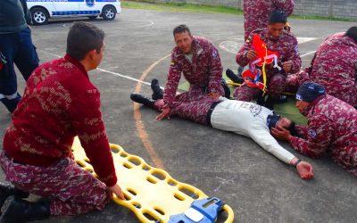 Brigadas de primeros auxilios curso virtual