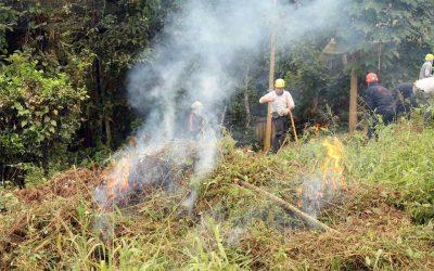 Curso NFPA 1 (normas internacionales de rescate en incendios)