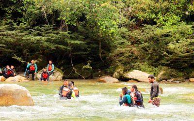 Rescate acuático en ríos