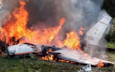 Rescate y búsqueda Capacitaciónde aeronaves siniestradas
