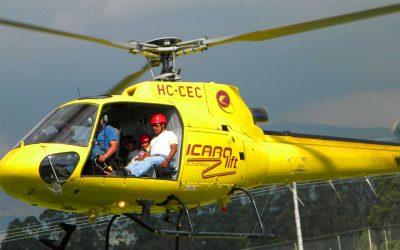 Rescate yoperaciones con helicópteros